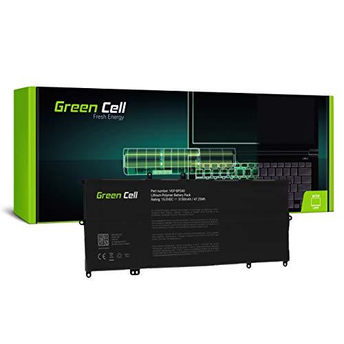 Green Cell VGP-BPS40 Akku für Sony Vaio Laptop (3150mAh 15.0V Schwarz)