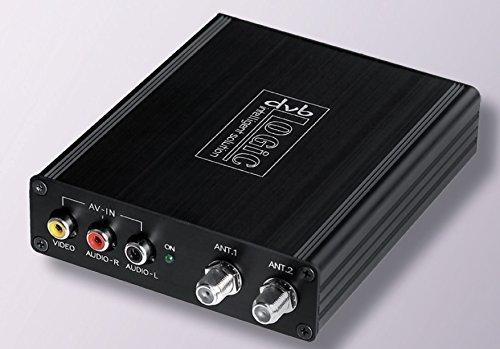 Mercedes NTG1 dvbLOGiC DVB-T Tuner inkl. TV-Free und USB MPEG 2 und 4