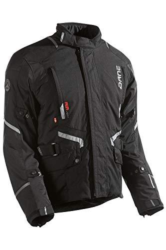Dane RAGNAR GORE-TEX Motorradjacke Farbe schwarz/grau, Größe 102