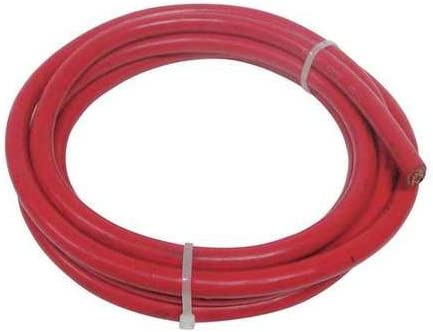 4 years warranty unisex Welding Cable 4 AWG Red 10 ft Rubber