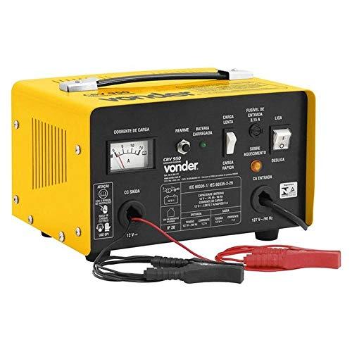 Carregador de bateria portátil 12 volts - CBV950
