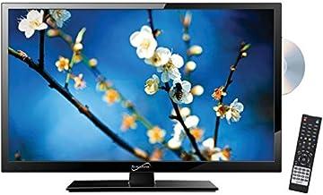 Supersonic Sc-2212 22 Tv/dvd Combo - Hdtv 1080p - 16:9-1920 X 1080-1080p - Led - Atsc - 85&deg