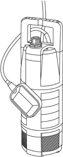 Gardena Classic 6000/4 Tauchdruckpumpe - 6