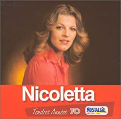 Tendres années 70 - Nicoletta