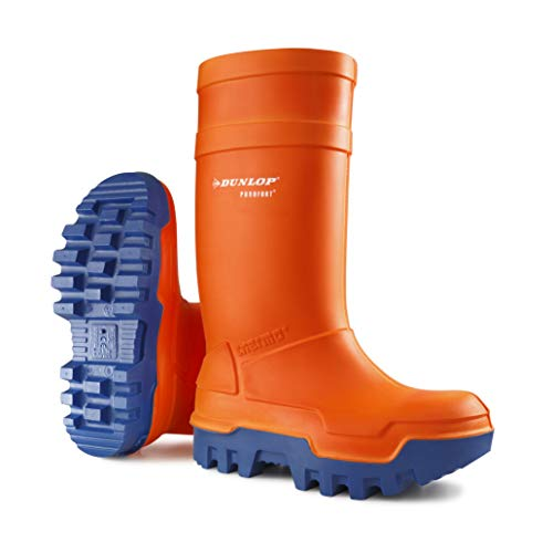 Botas de ca/ña alta de goma Unisex DunlopC662933 S5 THERMO