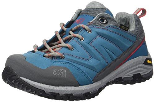 MILLET Ld Hike Up Gtx, Chaussures de Randonnée Basses Femme, Bleu (Ocean Depths), 38 EU