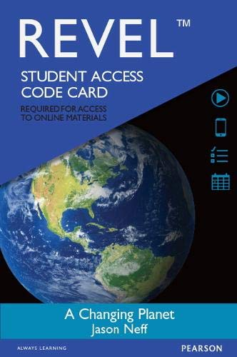 Price comparison product image Revel for A Changing Planet -- Access Card