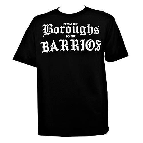 Famous Stars and Straps - Herren RS Boroughs Männer-T-Shirt, Small, Black