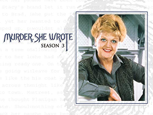 Murder, She Wrote Season 3