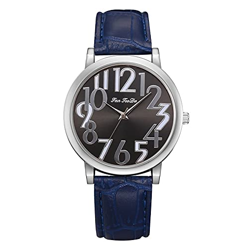 YLXAJKJGS-XCH F clásico de Alta precisión para Mujer, Reloj con Correa para Mujer, Casual, Simple, Estilo de Moda, Reloj de Pulsera analógico de Cuarzo, Regalo Presentfd169