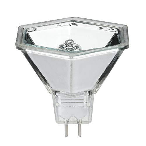 Halogen Reflektorlampe Hexa 20W GU5,3 2000h Strahler Hexagon warmweiß 2900K dimmbar flood 60°