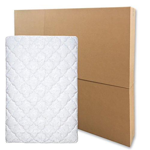 uBoxes Mattress Box King/Queen fits up to 80