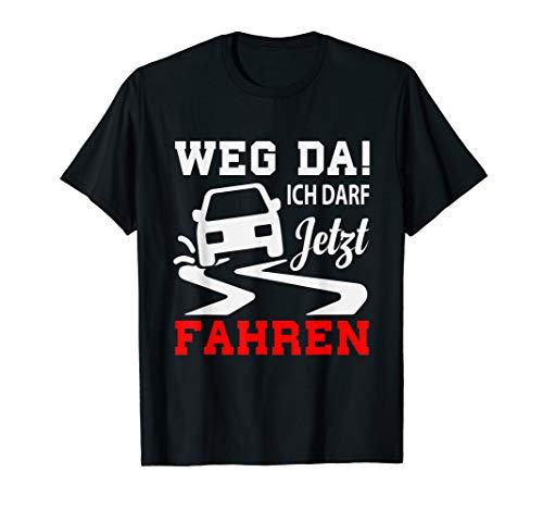 Führerscheinprüfung Geschenk | Fahrprüfung Führerschein T-Shirt