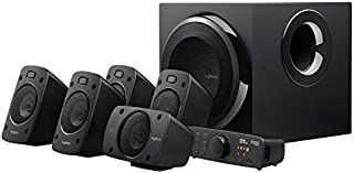 نظام مكبر الصوت المحيطي لوجيتك Z906 مع محول صوت بلوتوث