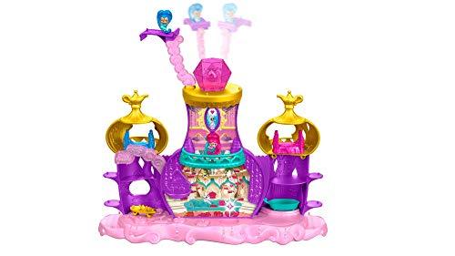 Fisher-Price Nickelodeon Shimmer & Shine, Teenie Genies, Floating Genie Palace Playset