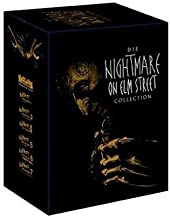 Die Nightmare on Elm Street Collection [Alemania] [DVD]