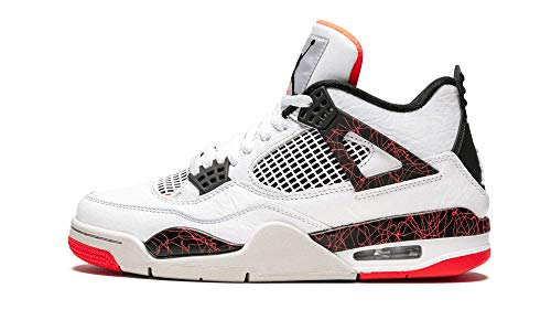 Jordan Mens Air 4 Retro 308497 116 Crimson Tint - Size 16