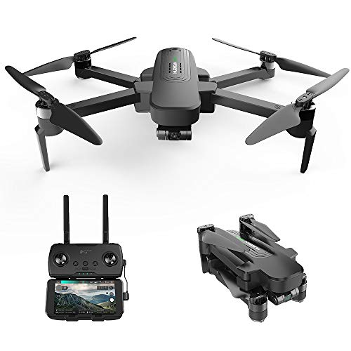 HUBSAN Zino Pro Plus Drone with 4K UHD Camera 3-Axis...
