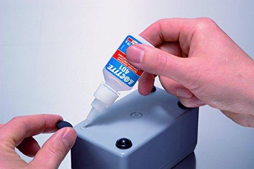 3 grammi colla Henkel PER GOMMA GUARNIZIONE OBLO FRIGORIFERO Secondi COLLA LOCTITE 401