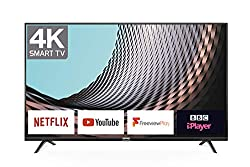 Vivid 4K UHD Picture: Featuring HDR10, HGL, and Micro Dimming technologies – brightness, colour saturation, and contrast are intelligently optimized in every frame. A smarter TV experience: built with ALEXA connectivity, facilitating far-field TV con...