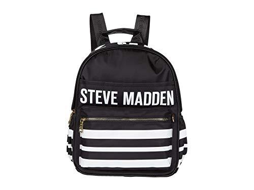 Steve Madden Bforce Stripe Black/White One Size
