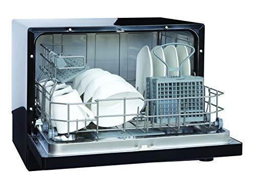 WESTLAND SALES DWV362CB Countertop Dishwasher -...