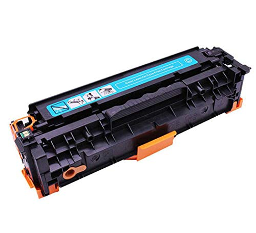 ZIXUAA Toner cartridgeGeschikt voor Canon Ce1215 Color Compatible Toner Cartridge Canon Color Laserjet Cp1215/1515n/1518ni/cm1212nf/.cm1312mfp Laser Printer Toner Cartridge 4 Kleuren
