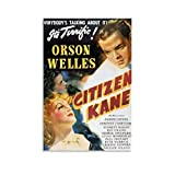 Citizen Kane Filmposter Classic Movie The Movie Restoring