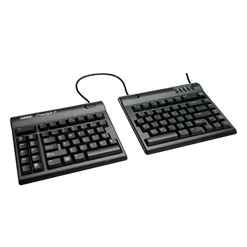 Kinesis Freestyle2 Tastatur (US-Tastenlayout QWERTY)