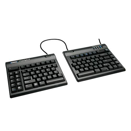 KINESIS Freestyle2 Ergonomic Keyboard for PC (9\' or 20\' Separation) (9\' Separation)
