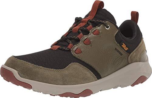 Teva mens M Arrowood Venture Wp Hiking Shoe, Dark Olive, 11 US