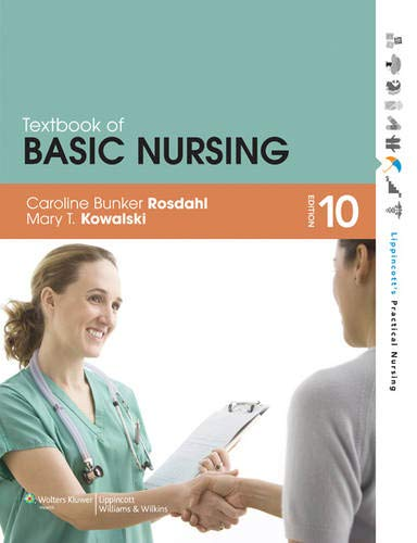 Textbook of Basic Nursing (Lippincott's Practical Nursing)