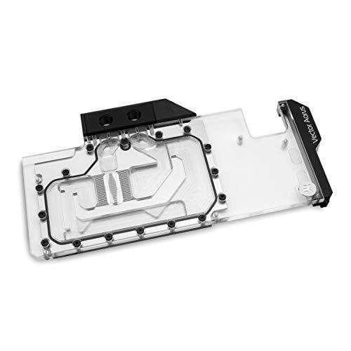 EK Water Blocks - WaterBlock VGA EK-Quantum Vector Aorus RTX 2080 Ti D-RGB - Nickel/Plexi
