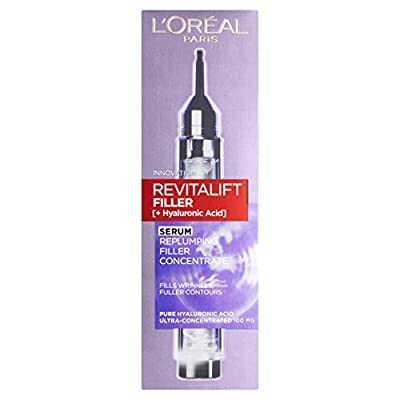 L'Oreal Paris Revitalift Filler + Hyaluronic Acid Replumping Anti-Wrinkle Serum 16 ml