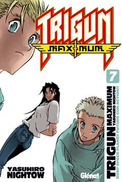 Trigun Maximum 7: Deep Space Planet Future Gun Action!