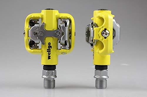 BGGPX Pedal Pedal WM001 autoblocante Automáticos de aleación de magnesio for Bicicleta...