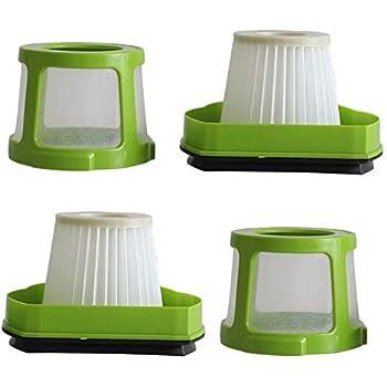 Green Label Filter 1608653 for Bissell 1782 Pet Hair Eraser — 2 Pack