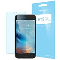 【Spigen】 iPhone6s フィルム / iPhone6 フィルム, クリスタル クリア [ 3D Touch 液晶保護 透明度 ] アイフォン 6S / 6 用 (iPhone6s Plus / 6 Plus, クリスタル・クリア)