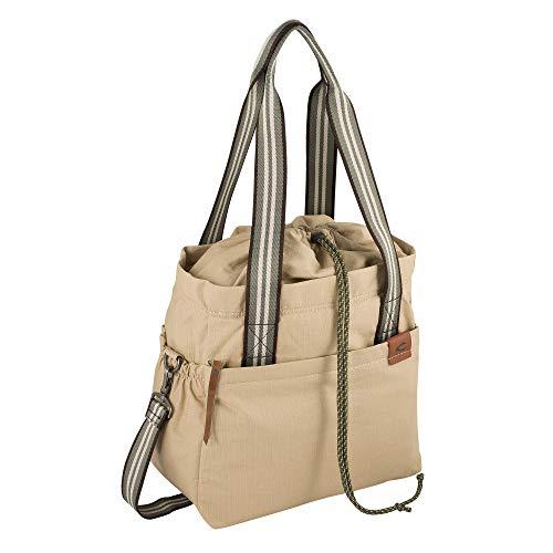 camel active bags Blair Damen Schultertasche (Beutel) one size , beige, 32x18x40