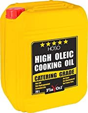 Flavoil Hoso High Oleic Cooking Oil, 20 Litre Jerrycan