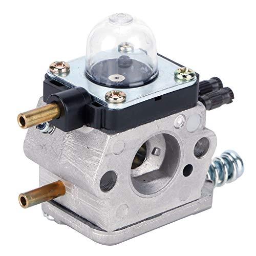 Carburador Kit de línea de combustible de repuesto para Zama C1U-K54A Accesorios para cortacésped, Carburador Kit de carburador 12520013123 Jardín