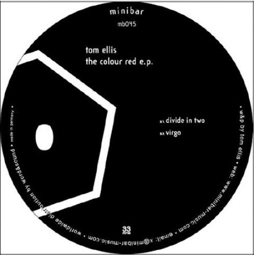 Colour Red [Vinyl LP]