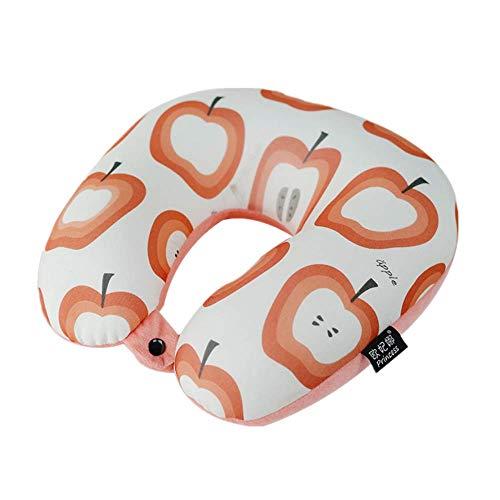 Preisvergleich Produktbild LIAIHONG Cartoon U-förmige Kissen Nickerchen Nackenkissen im Freien Reisekissen Stil 4 One Size