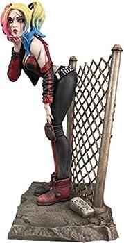 DIAMOND SELECT TOYS DC Gallery  DCeased Harley Quinn PVC Figure Multicolor 8