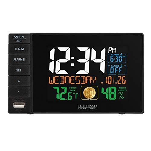 La Crosse Alarm Clock