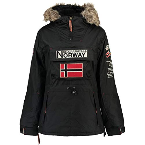 Geographical Norway Chaqueta NIÑA BOOMERA Negro 14