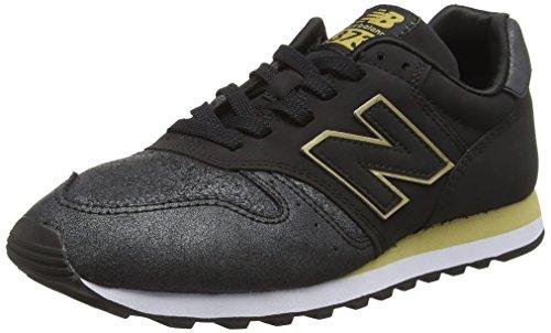 New Balance New Balance Damen Wl373ng-373 Laufschuhe, Schwarz (Black 001Black 001), Gr. 40 EU