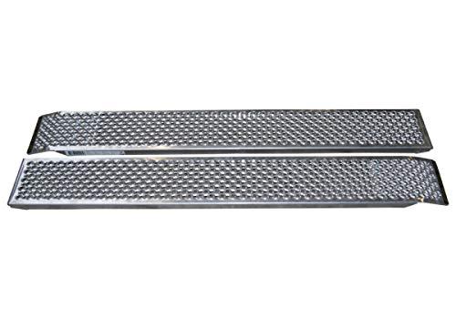 Preisvergleich Produktbild Auffahrschienen 260 x 2000 mm,  Aluminium,  2 Stück