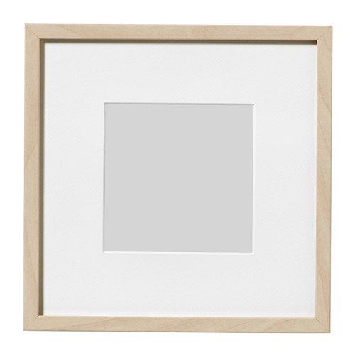 Unbekannt IKEA HOVSTA Rahmen Birke; (23x23cm)