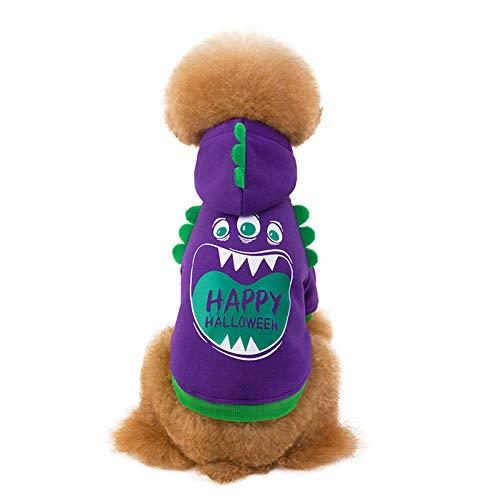 GBY Vestiti per Cani, Vestiti per Animali Vestiti per Cani di Natale, Vestiti per Animali di Halloween, Vestiti per Animali di Natale di Halloween, Vestiti per Cani Divertenti-S